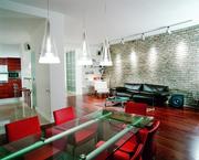 Евроремонт крупных строительных обьектов,  офисов,  квартир под ключ.