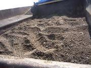 ОПГС (Обогащенная песчано-гравийная смесь) - от 740 руб/т. Доставка