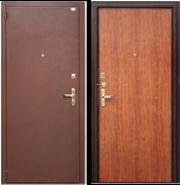 Продажа и установка входных стальных дверей в городе Ижевске