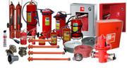 Поставка противопожарного оборудования всех видов от производителя
