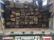 Деревянные шпалы бу в Ижевске