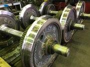 Продам колесные пары ТЭМ2 в любом количестве